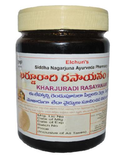 Kharjuradi Rasayanam