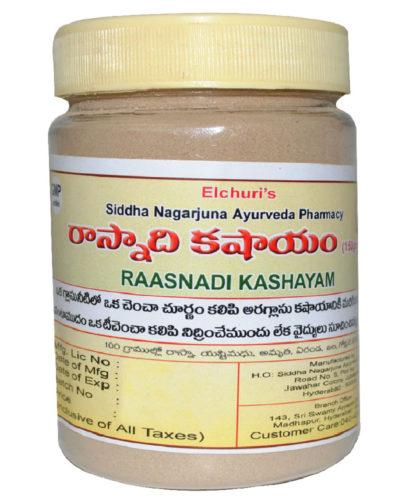 Rasnadi kashayam