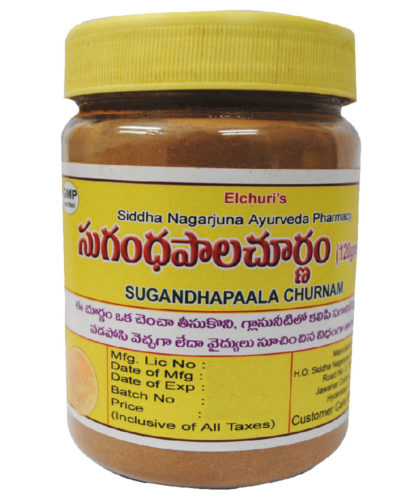 Sugandhapala Churnam