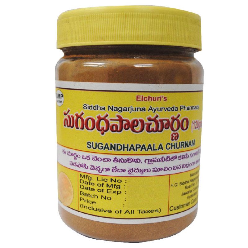 Sugandhapala Churnam