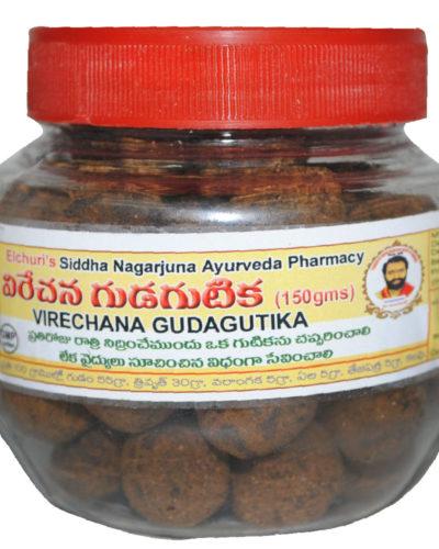Virechana Guda Gutika